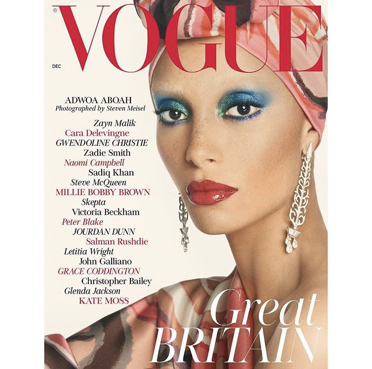 """A people are as healthy and confident as the stories they tell themselves. "" -#BenOkri #NewVogue -21st Century  UK.<br>http://pic.twitter.com/uFCm0nbt0a"