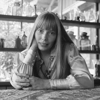 Happy 74th Birthday Joni Mitchell.
