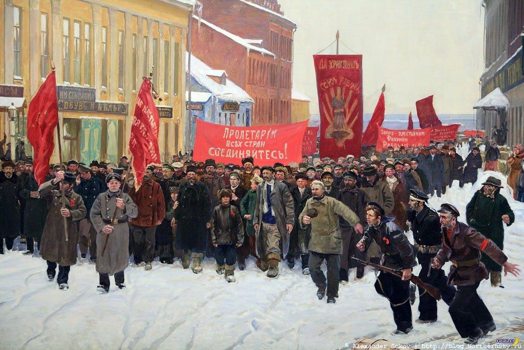 Праздником вдв, октябрьская социалистическая революция картинки