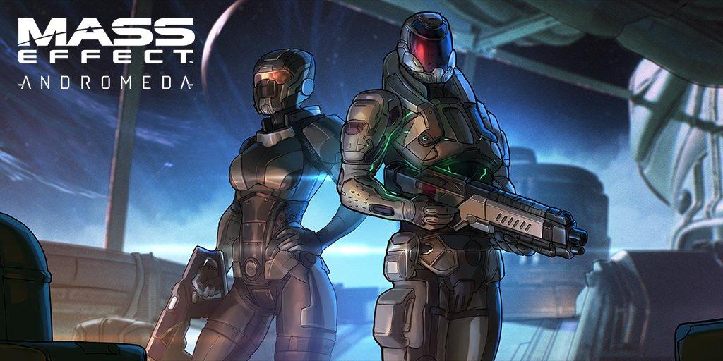 Mass Effect Masseffect Twitter