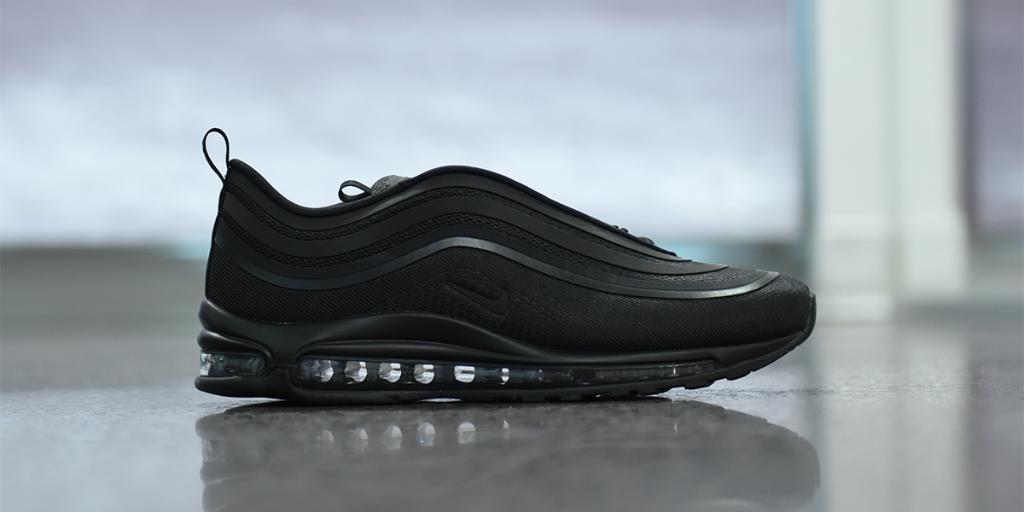 19a7888433cd58 ... where can i buy foot locker on twitter the triple black nike air max 97  ultra