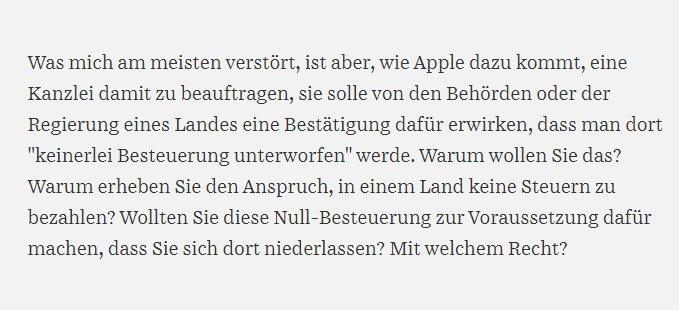 Thierry Backes On Twitter Lieber Tim Cook At Sz Chefredakteur