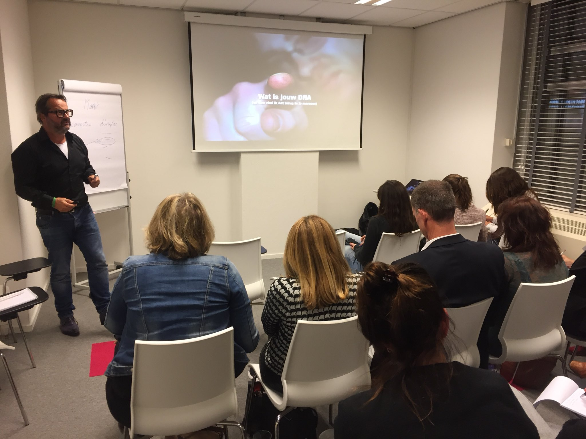 RT @babbagecompany: Keuzes maken is gekozen worden. #Workshop #marketing @corhospes https://t.co/aKx6AdLvez