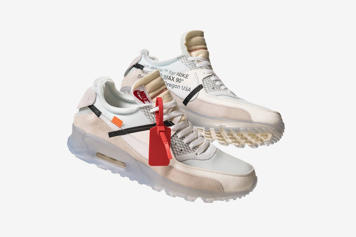 HAVEN Announces Off White x Nike