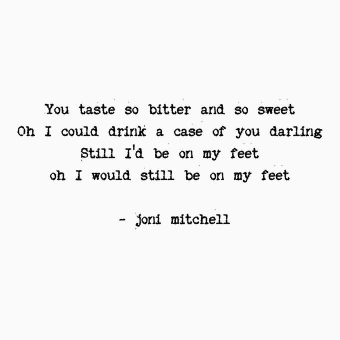 Happy Birthday Joni Mitchell