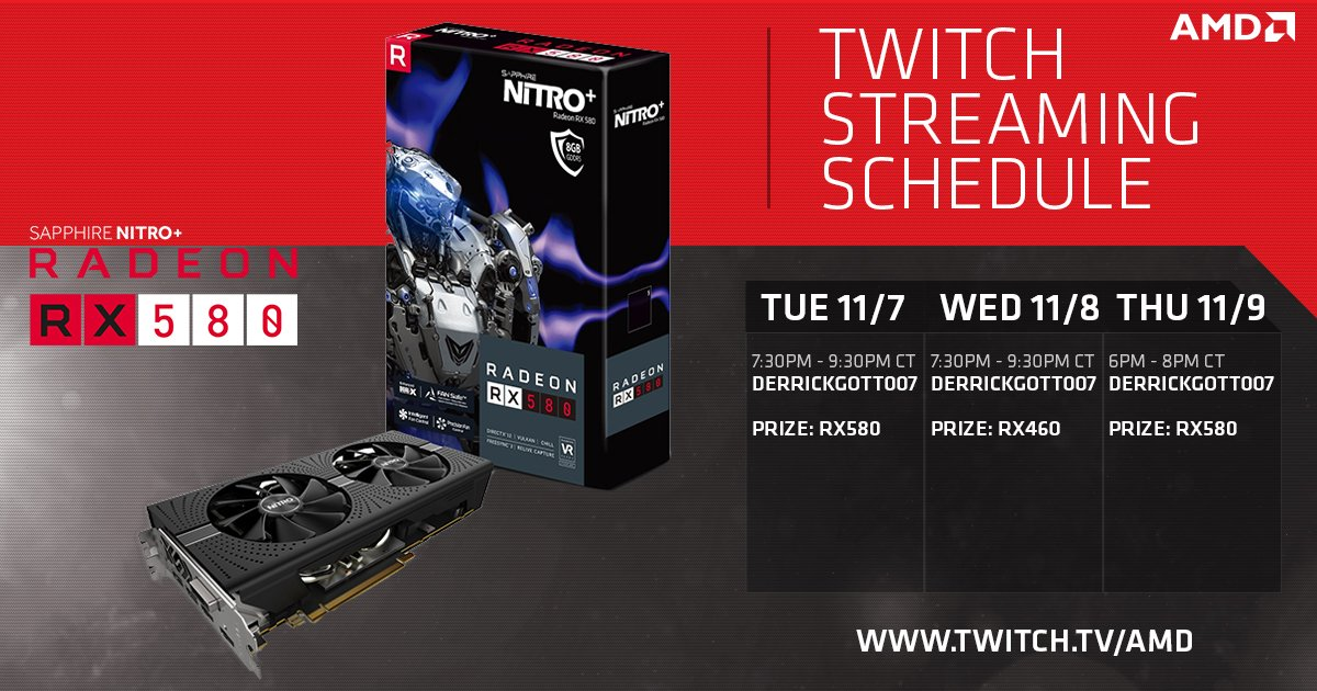 AMDGaming on Twitter: