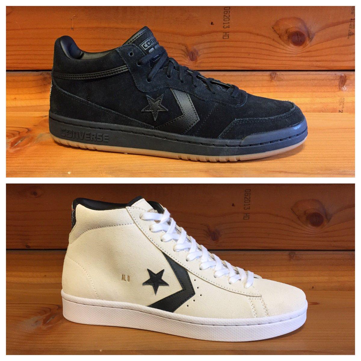 converse fast break pro leather mid