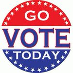 Your vote is your voice.  Don't know where to vote in your community? Contact your local city or town hall.  Vote today!