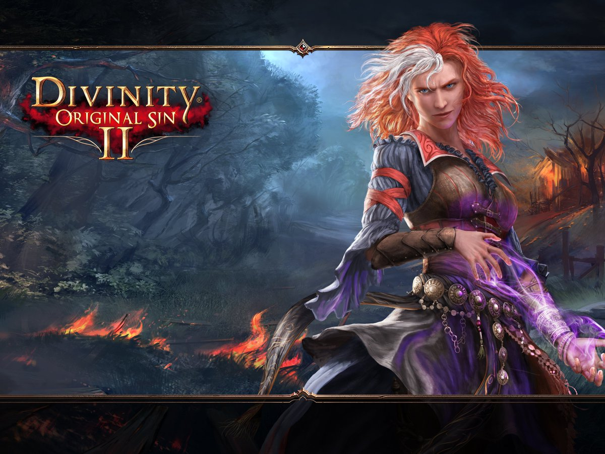 Larian Studios On Twitter Dos2 Wallpapers Are Available On Our
