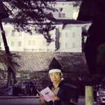 小田原城で日本史勉強するとすごく頭に入ってきますね🏯 pic.twitter.com/zxE3KtC…
