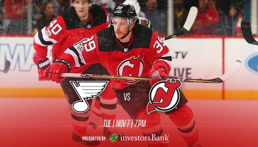 best service ec938 de808 New Jersey Devils on Twitter: