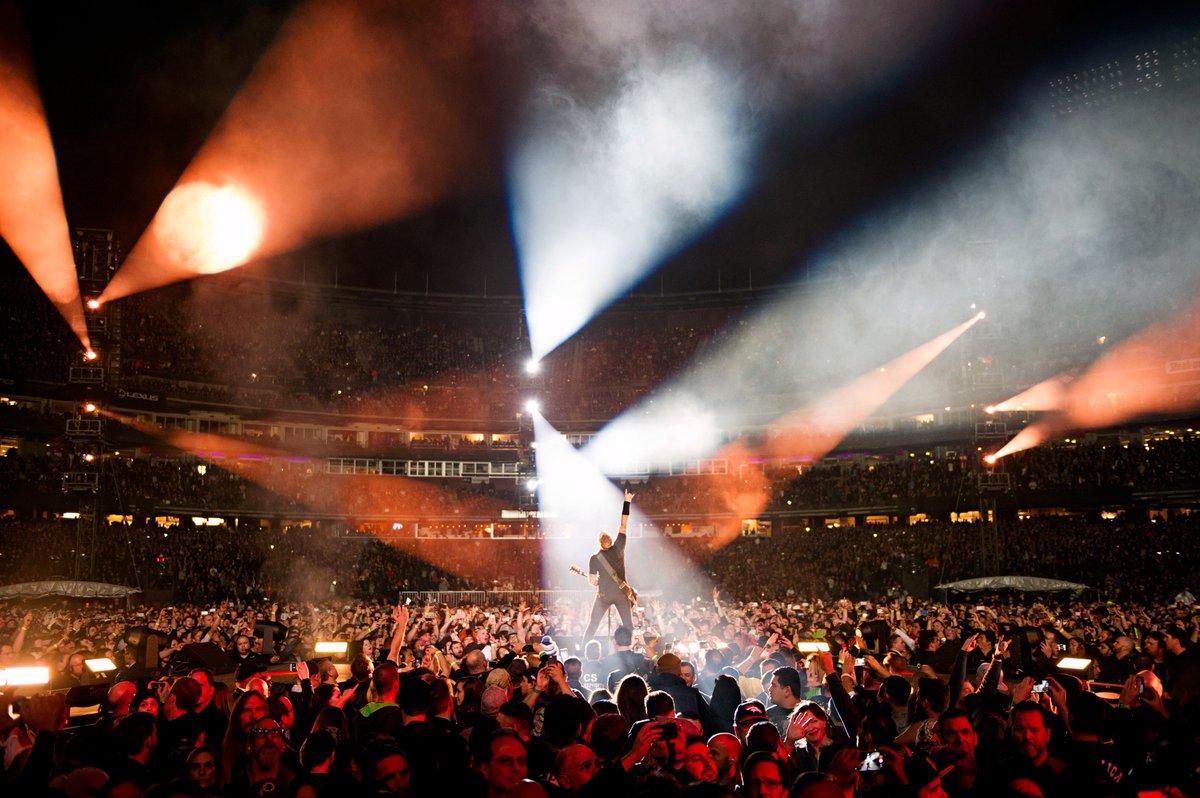 Metallica will live stream California wildfire benefit show