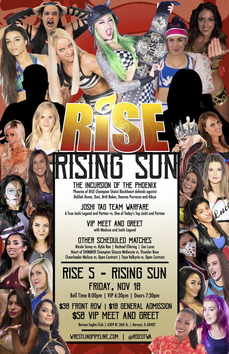 Mercedes martinez on twitter the latina sensation will be part mercedes martinez on twitter the latina sensation will be part of risedtwa rise5 and the vip meet and greet join madusarocks one of my idols and me kristyandbryce Gallery