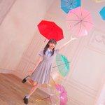 今日は雨ですね☺️⛱ pic.twitter.com/LTvVscwt3Q