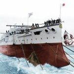 今日は三笠117回目の進水記念日です。19世紀も終りに近い1900年11月8日、英バローのヴィッガー…