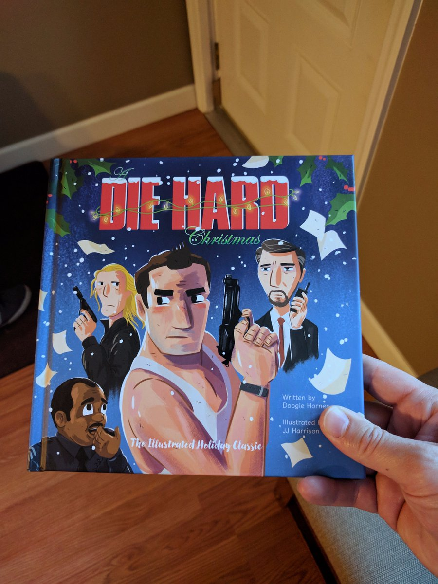 chris conforti on twitter donlagreca dont forget the die hard christmas book