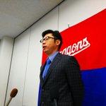 谷元圭介選手、FA権を行使せず「中日残留」を表明しました。 #東海ラジオ pic.twitter.c…