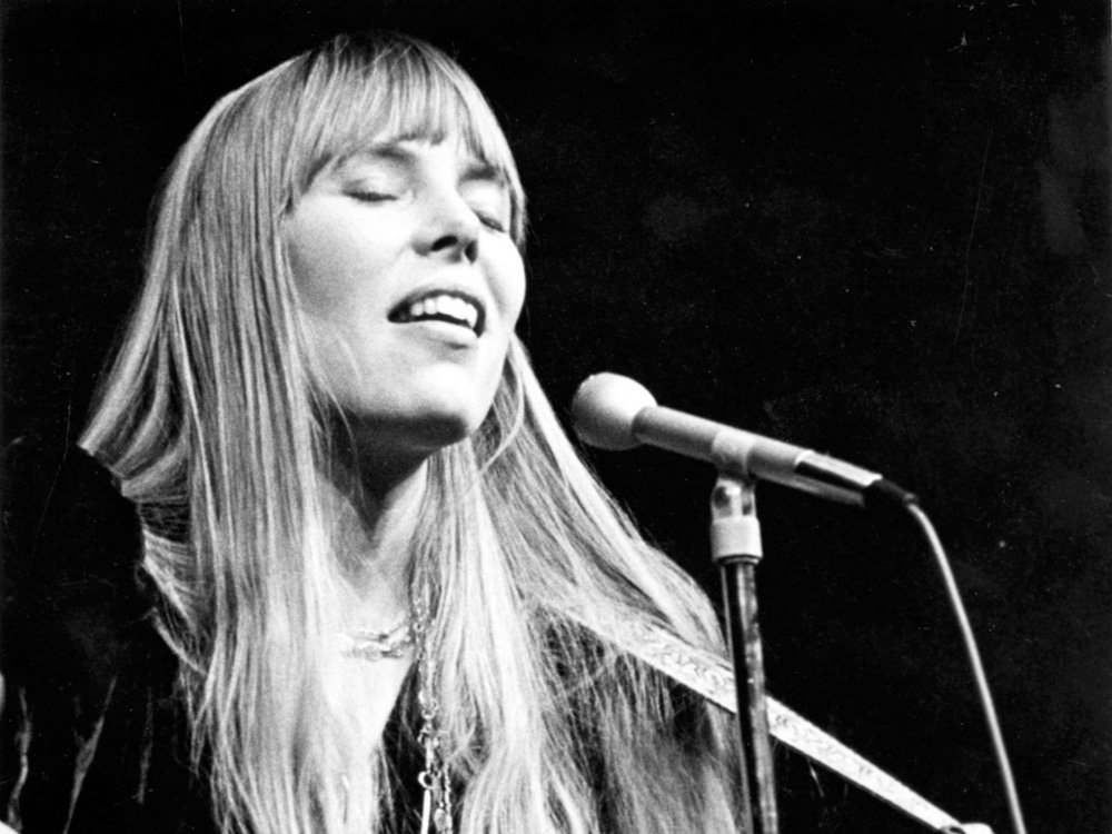 Happy 74th Birthday Joni Mitchell!