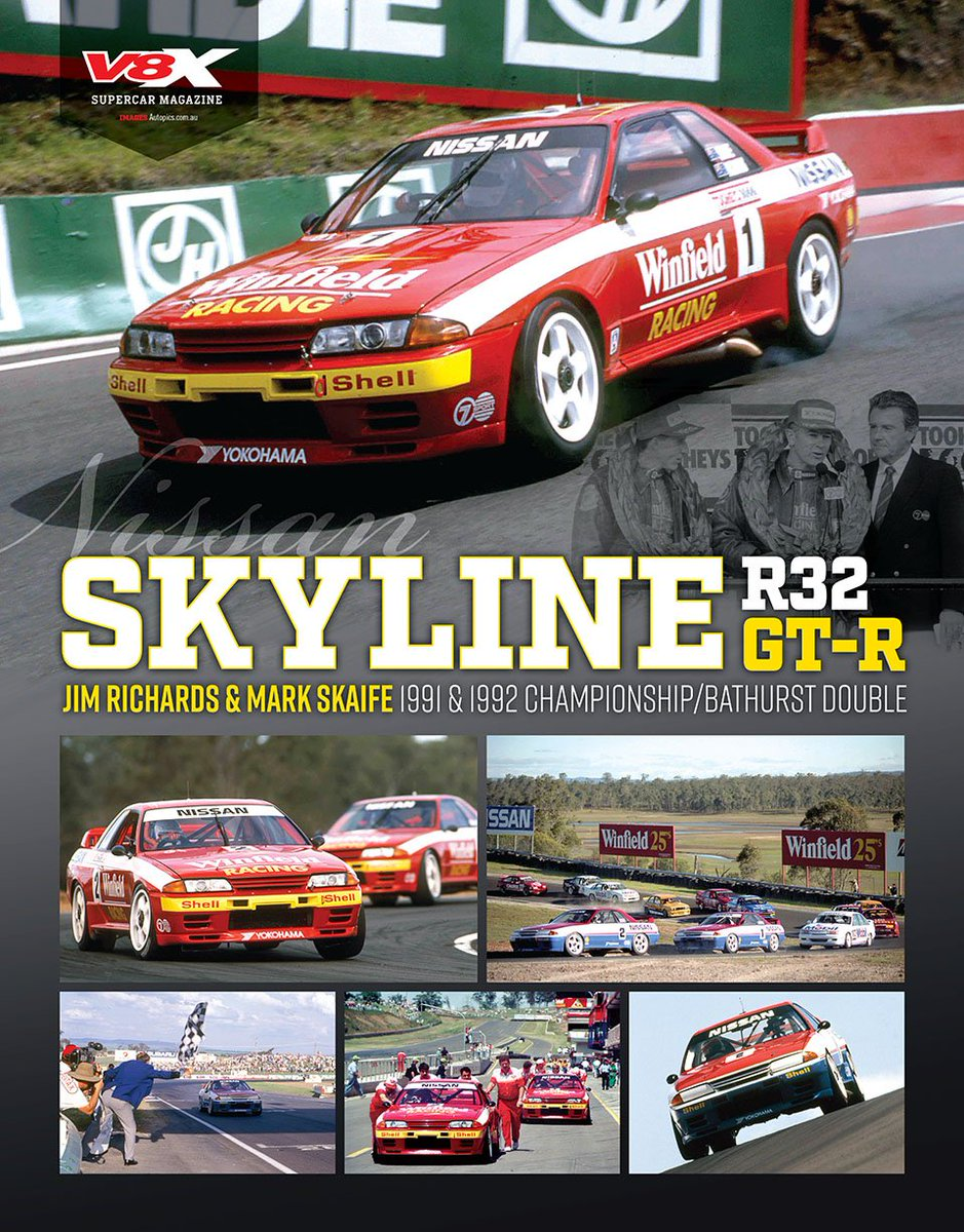 Supercarxtra Magazine A Twitteren On This Day Jim Richards Wins The Final Race For The Nissan Skyline R32 Gt R In The Non Championship Adelaide Grand Prix Support Event In 1992 Get Our Skyline