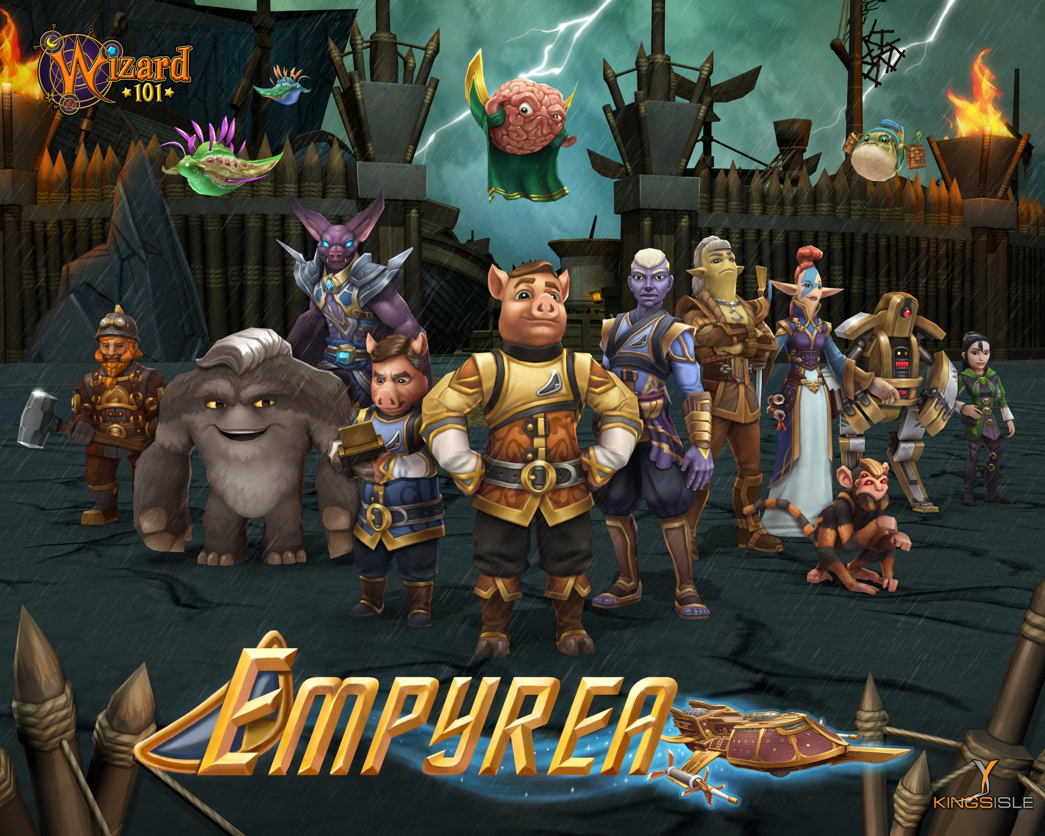 Wizard101 on twitter the wizard101 game and website will - Wizard101 pics ...