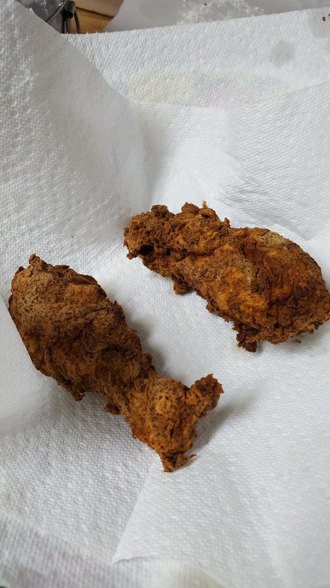 how long to fry chicken