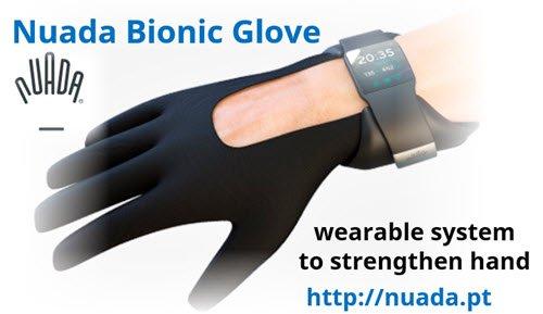 Nuada #Bionic #Glove to strengthen #hand  https:// goo.gl/iTEgDM  &nbsp;   #handrehab #strokerecovery #WearableTech #medtech #digitalmed #meddevice<br>http://pic.twitter.com/AKxk1osgIi