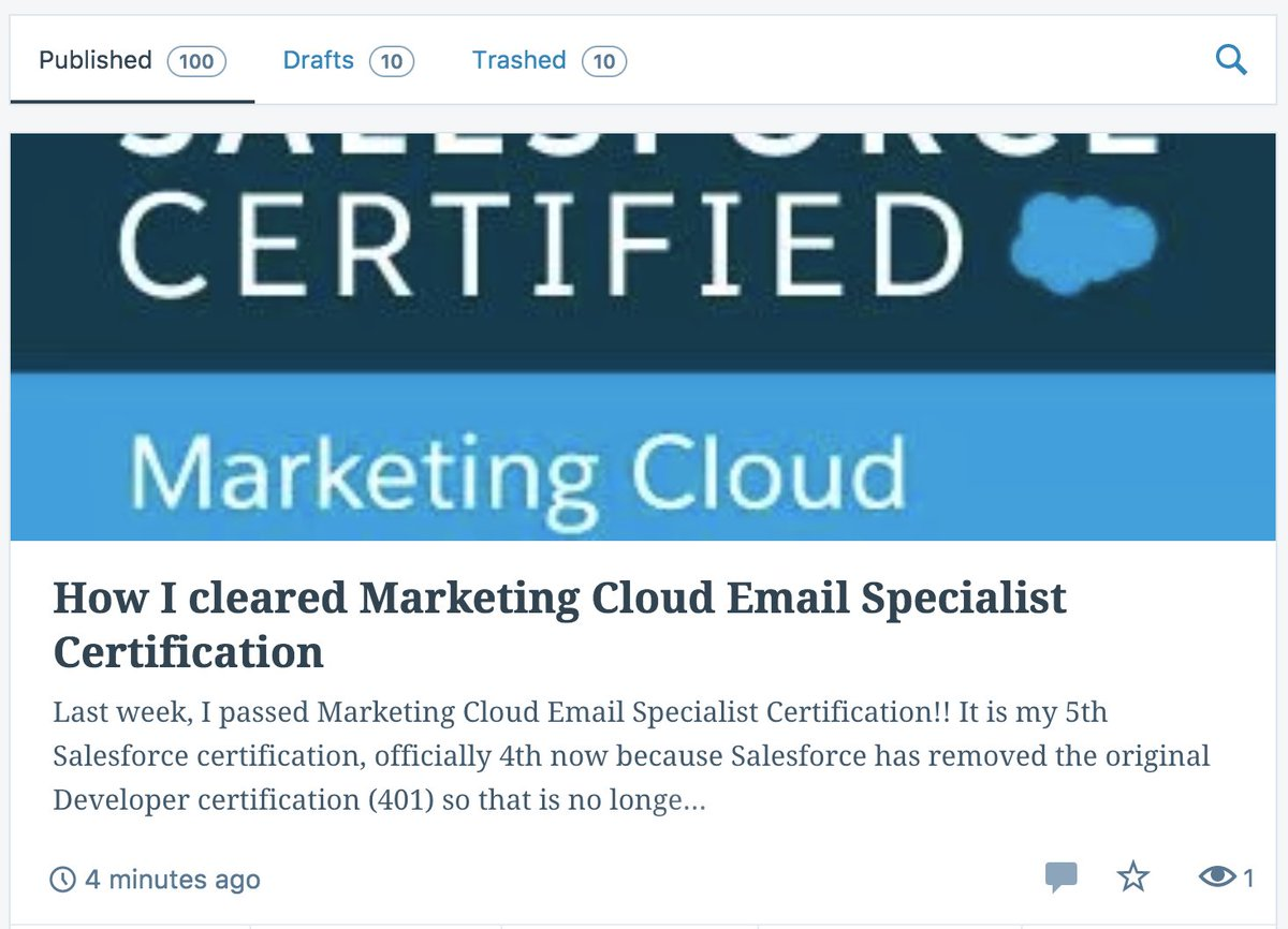 Manish Thaduri On Twitter How To Prepare For Marketingcloud Email