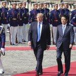 今回のトランプ大統領 @POTUSの訪日を歓迎し、緊密な同盟関係を深めてくださった安倍首相 @Abe…