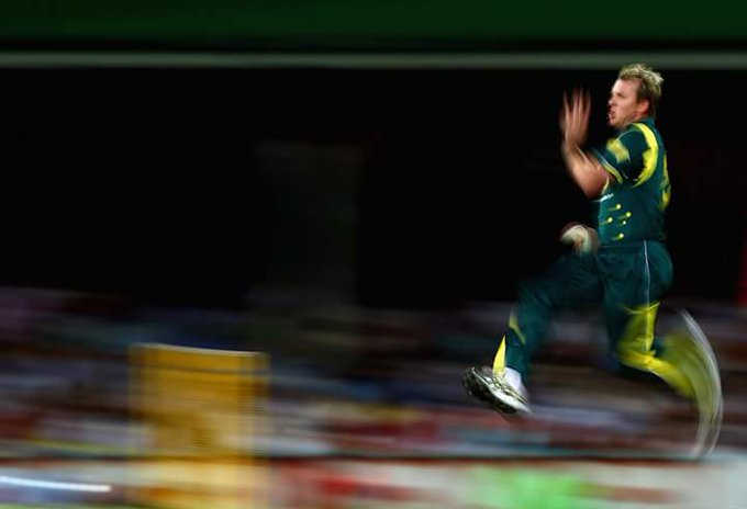 He\s one of the fastest bowlers to have ever graced the cricket field- Happy Birthday to speedster Brett Lee!