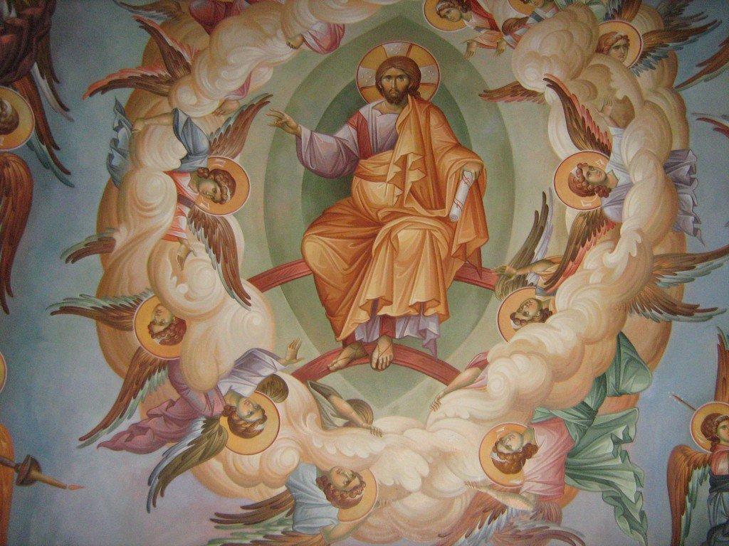 хлеб, фото ангела вознесение господне станции главные
