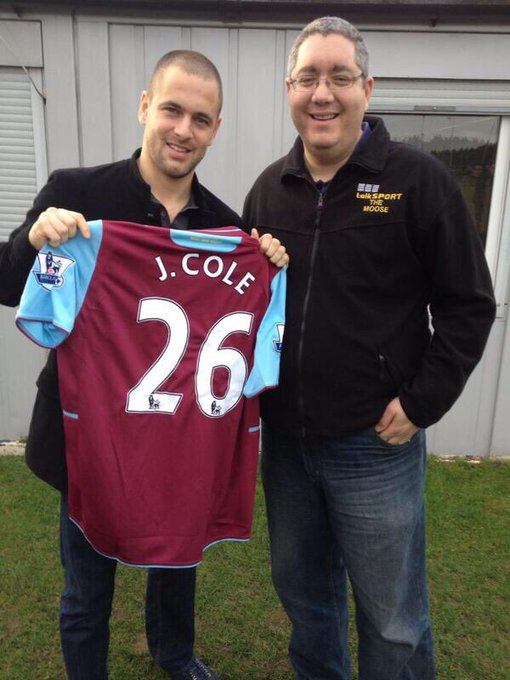 Happy 36th Birthday to former midfielder, Joe Cole, have a great day my friend