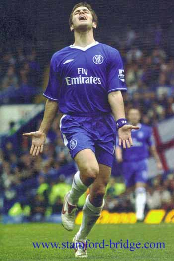 Happy birthday to Joe Cole (2003-10) who is 36 today