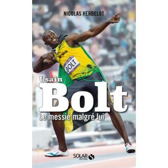 """Amis (ou pas) fans d'athlé (ou pas), voilà donc que sort un #livre sur """"#Bolt, le messie malgré lui"""", fruit de plus de 20 ans passés dans ce sport, qu'il me serait délicat de ne pas recommander... pic.twitter.com/g4xdv0NvKM"""