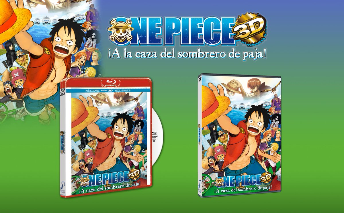 Bluray  https   www.selecta-vision.com Home-Entertainment ONE-PIECE .-TV-SPECIAL-3D.-Bluray …pic.twitter.com 62f72lFCXX 83712bf5256