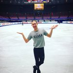 Made it to Osaka! Can't wait for NHK Trophy to beg…