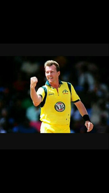Happy Birthday to speedster Brett Lee!