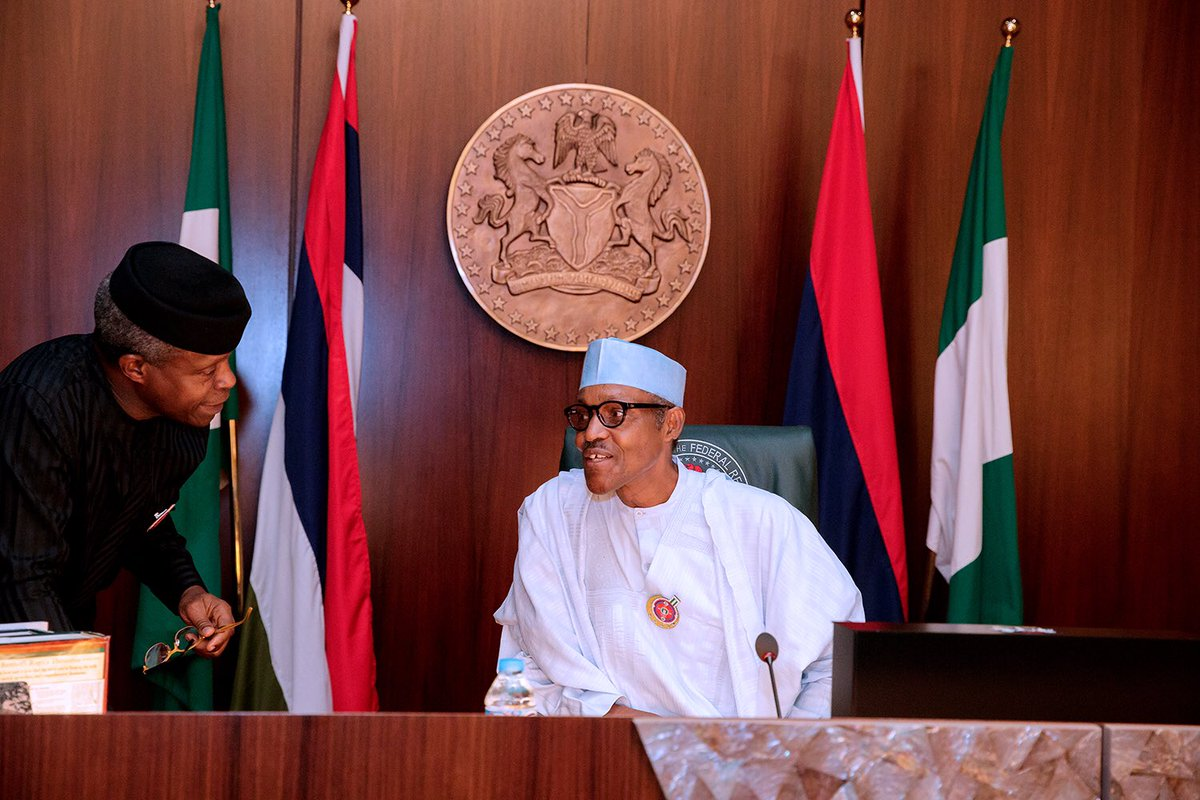 The Federal Executive Council (FEC) Meeting is currently ongoing at the State House in Abuja with President Muhammadu Buhari presiding.