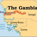 Republic of The Gambia, West Africa
