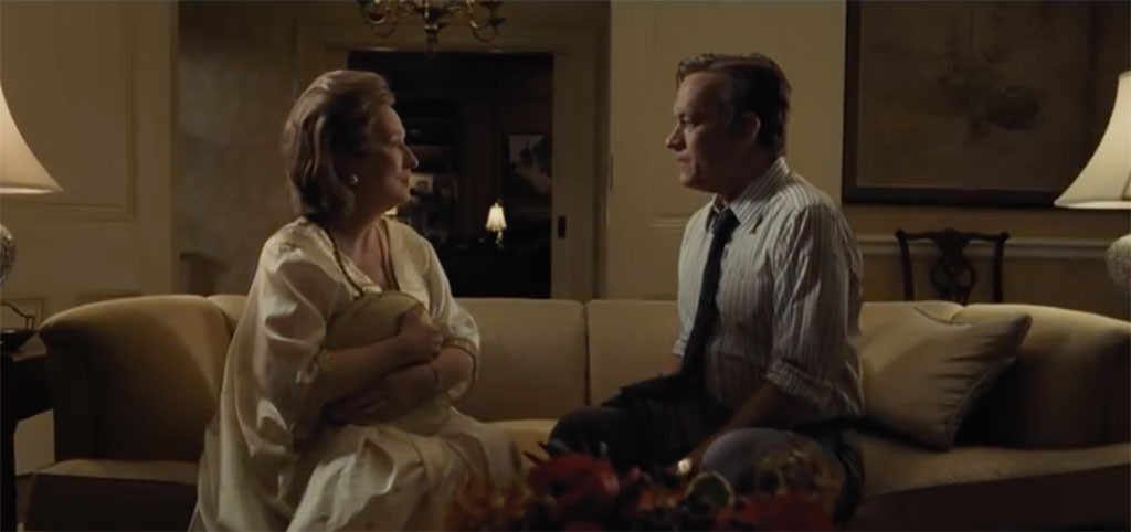 Meryl Streep &amp; Tom Hanks Team Up in &#39;The Post&#39; Trailer - Watch! #meryl #streep #trailer   http:// headl1nes.com/entertainment. html &nbsp; … <br>http://pic.twitter.com/6hQhYlWTvd