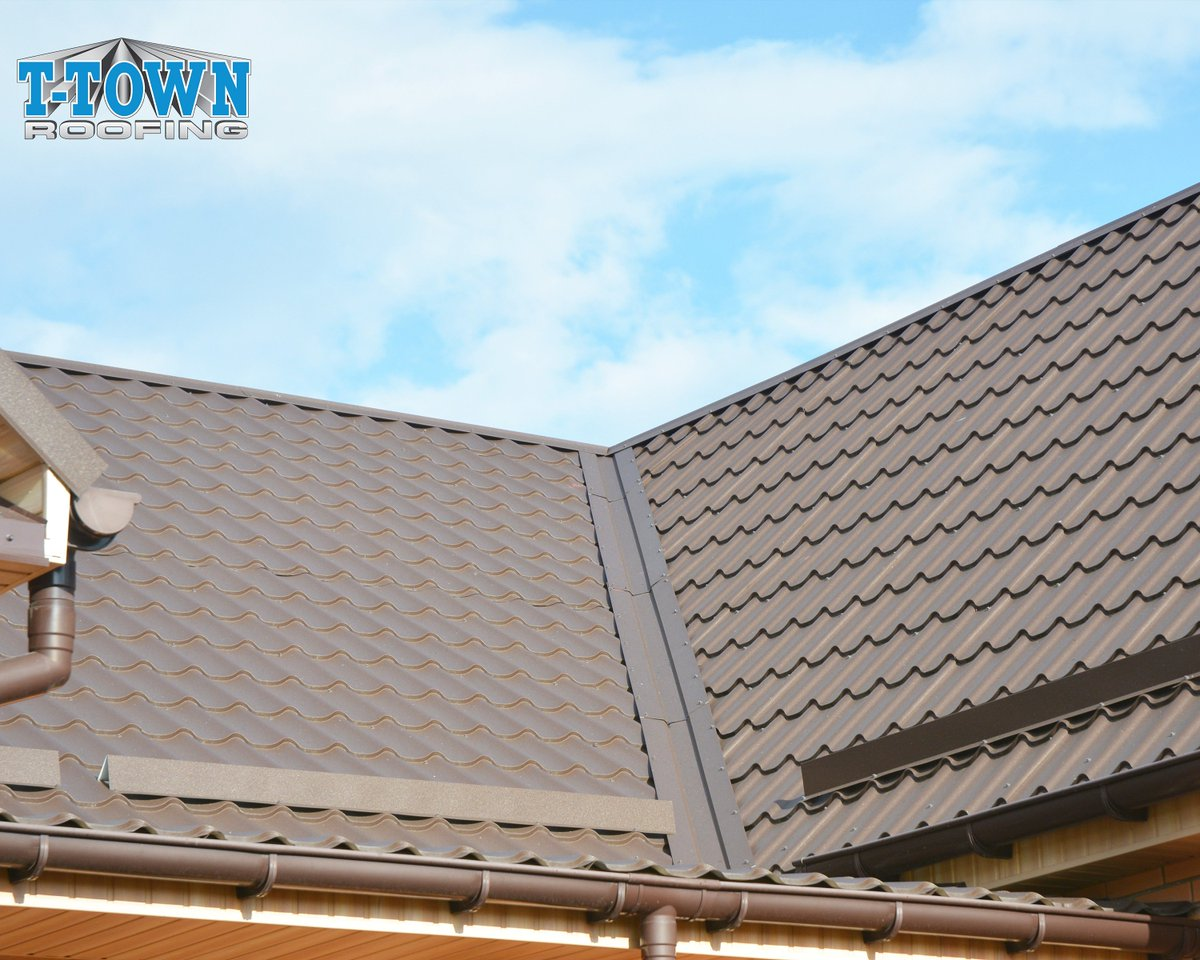 #tulsa #roofing #metalroof #newroof Learn More About Metal Roofing:  Http://bit.ly/ttnroof Pic.twitter.com/tCXd3zRVvw