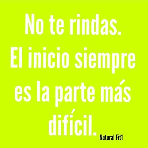 Natural Fit 1 در توییتر Frasesmotivadoras Frases Fit