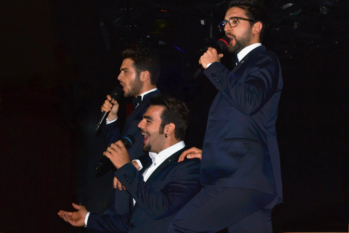 Thank you to @ilvolo for the incredible performance last evening! #ilvolo https://t.co/krv9h0xmFA