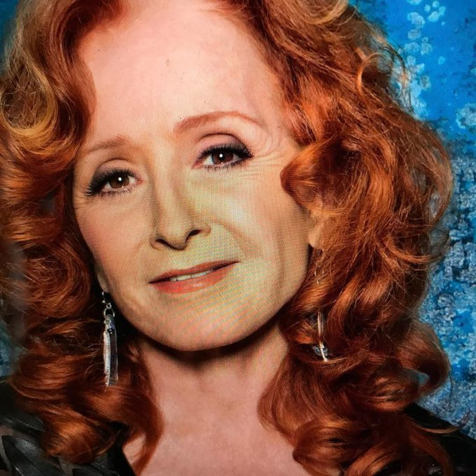 Happy Birthday Bonnie Raitt! Your an Angel