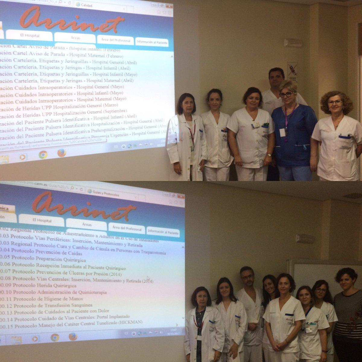enfermerasimplicadas hashtag on Twitter