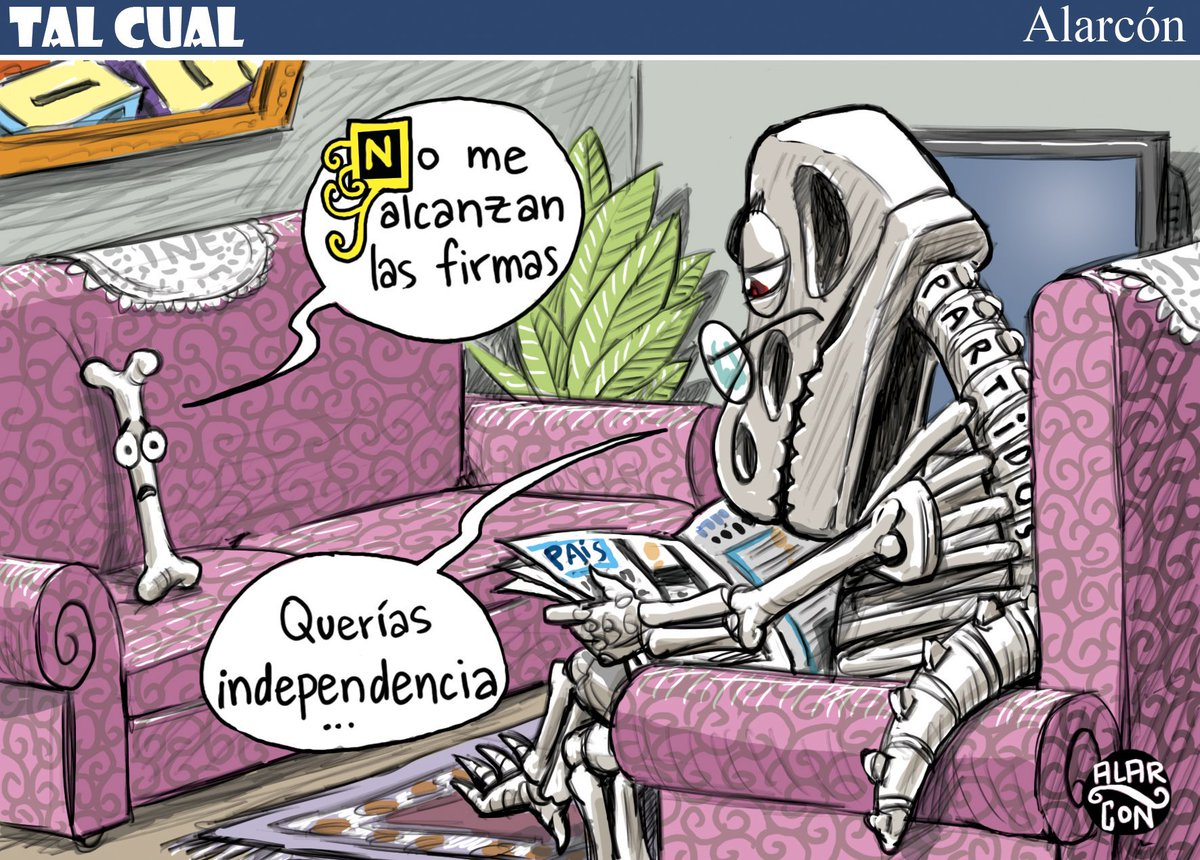 Independientes - Alarcón