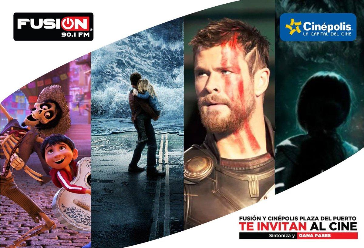 Cine Cinepolis Regalo Veracruz Fusionradiomx Radio Pic Twitter 0t5qedjj3s