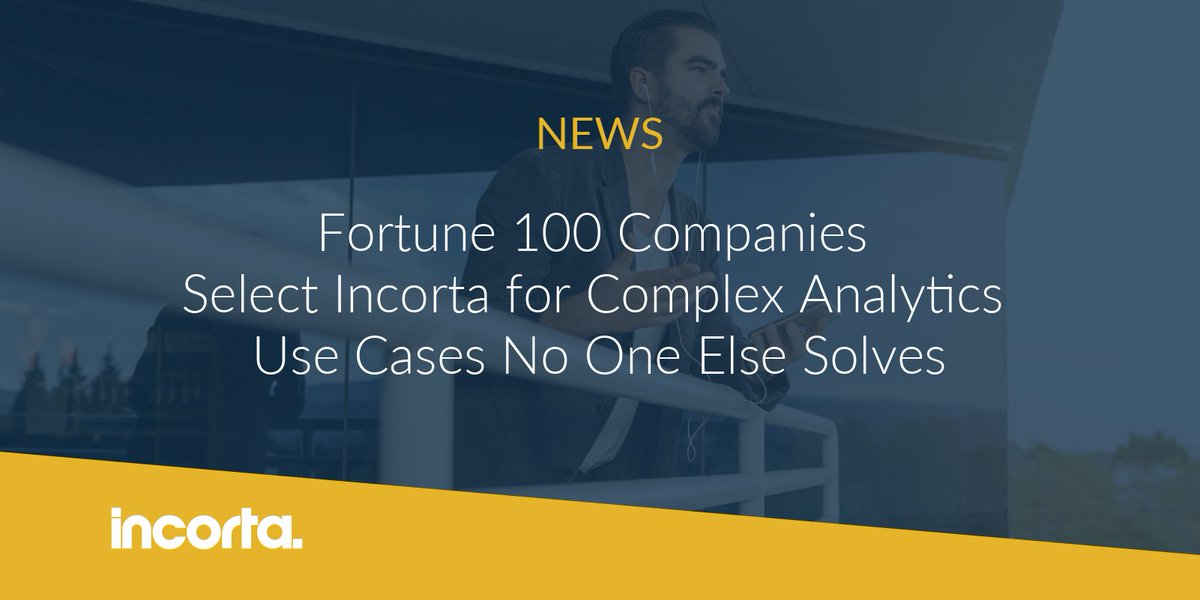 Incorta On Twitter Direct Data Mapping Is Making The Impossible - Data mapping companies