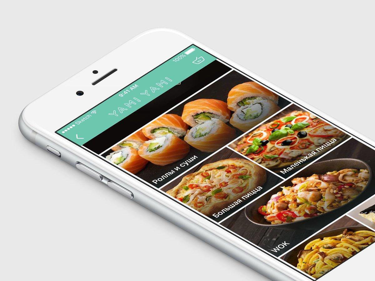 приложения для фотографий еды хоть самый