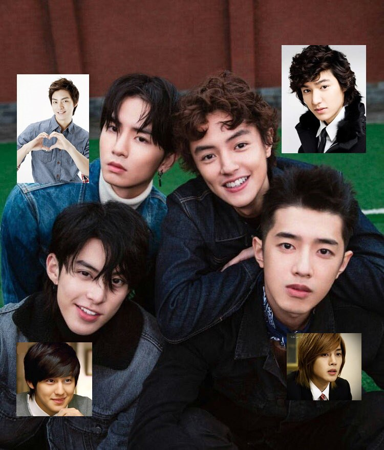 "The Saranghe Oppa On Twitter: ""Meteor Garden 2018. Please"