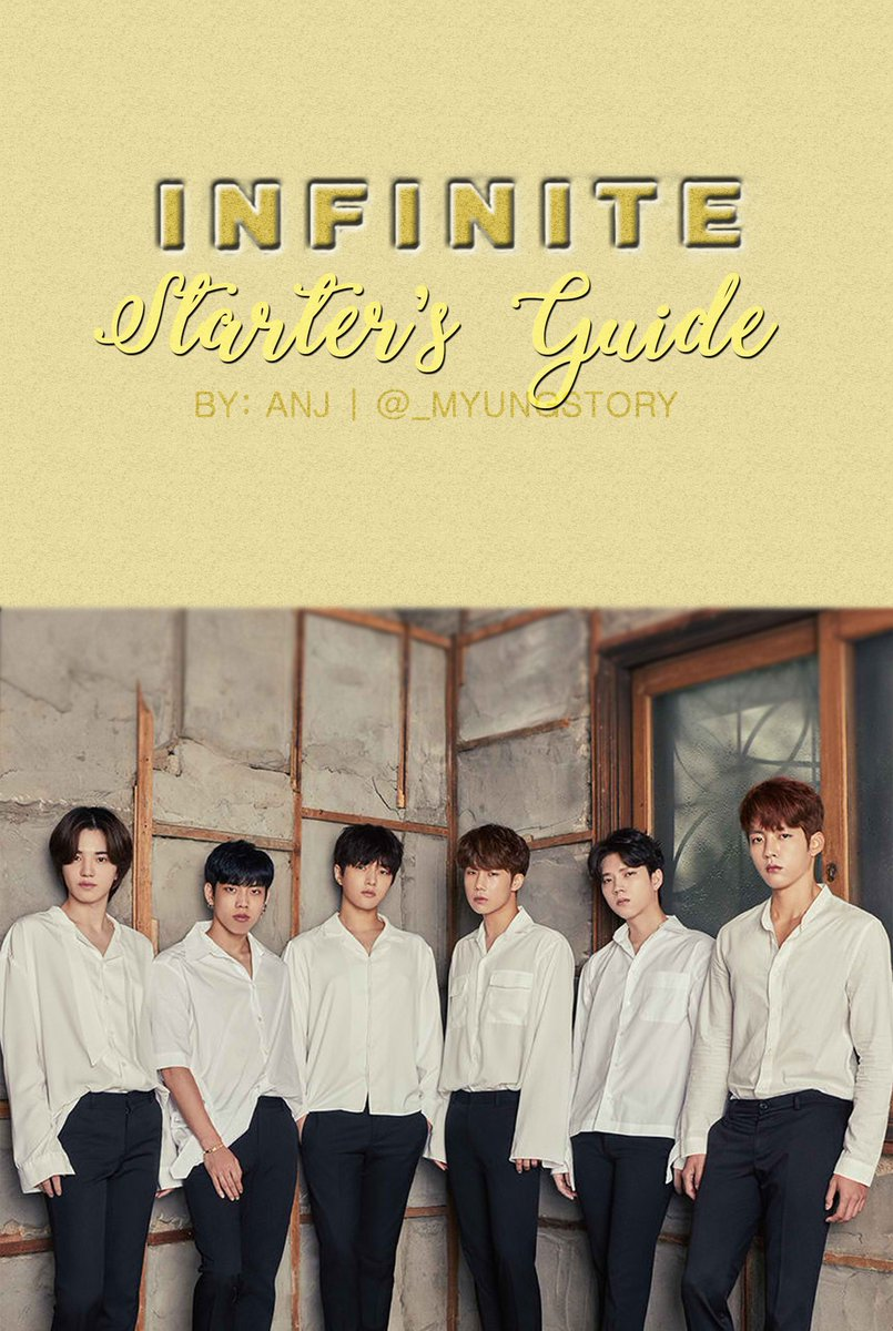 INFINITE: STARTER&#39;S GUIDE  if you&#39;re new to the fandom, i&#39;ve compiled some basic infos sqwhich i think could help you. go check these out! goodluck and welcome inspirits   p.s. u could check all of these online but some videos are not available  #INFINITE #인피니트<br>http://pic.twitter.com/Z8cmjPheKV